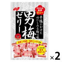 ノーベル製菓 男梅ゼリー 1セット(2個入)