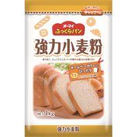 ニップン オーマイ ふっくらパン強力小麦粉 1kg 1個