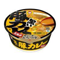 東洋水産 黒い豚カレーうどん 12個
