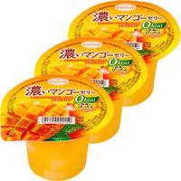 たらみ 濃いマンゴーゼリー 0kcal 195g 1セット(3個入)