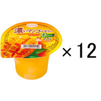 たらみ 濃いマンゴーゼリー 0kcal 195g 1セット(12個入)