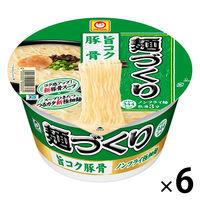 東洋水産 麺づくり 旨コク豚骨 6個