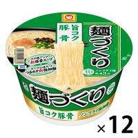 東洋水産 麺づくり 旨コク豚骨 12個