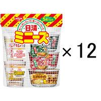 日清食品 日清ミニーズ(西日本版)12個