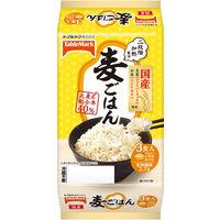 パックごはん 麦ごはん 3食パック テーブルマーク 包装米飯