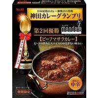神田カレーグランプリ マンダラ ビーフマサラカレー お店の中辛 180g
