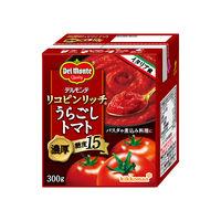 デルモンテ リコピンリッチうらごしトマト 300g 1個