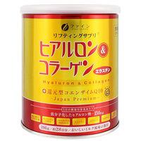 ファイン ヒアルロン&コラーゲン+還元型コエンザイムQ10 196g 1缶