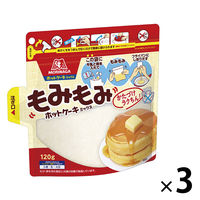 森永製菓 もみもみホットケーキミックス 1セット(3袋)