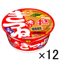 東洋水産 赤いきつねうどん 関西 96g 12個