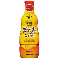ヒゲタ 米麹でまろやかまろみしょうゆ 360ml 1本