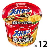 エースコック スーパーカップMAX しょうゆラーメン 119g 12個 カップ麺