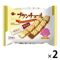 ブランチュール ファミリーサイズ 2袋 ブルボン チョコレート