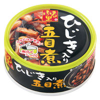 ホテイフーズ ふる里 ひじき入り五目煮 1セット(5個)