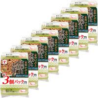 パックごはん 24食 金のいぶき玄米と十五穀ごはん3食 8パック 計24食 たいまつ食品 米加工品 包装米飯