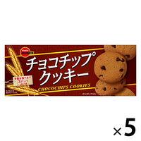 ブルボン チョコチップクッキー 9枚 5箱