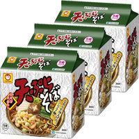 東洋水産 天ぷらそば 5P 3個