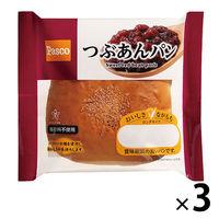 Pasco ロングライフパン つぶあんパン 1セット(3個入) 敷島製パン
