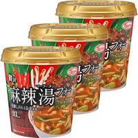 ひかり味噌 Pho you 贅沢麻辣湯フォーカップ 3個