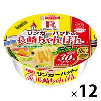 エースコック ロカボデリ リンガーハットの長崎ちゃんぽん 糖質オフ 12個