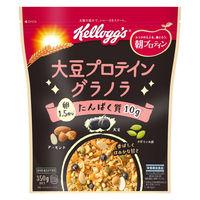 ケロッグ 大豆プロテイングラノラ 350g 1袋 シリアル