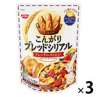 日清シスコ こんがりブレッドシリアル フレンチトースト仕立て 3袋 シリアル