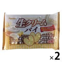 フルタ製菓 生クリームパイ 30枚 1セット(2個)