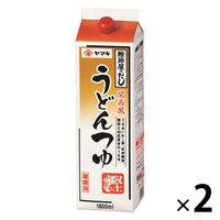 【業務用】関西風うどんつゆ1.8L紙パック2本