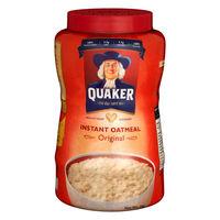 QUAKER(クエーカー) インスタントオートミールオリジナル 1kg 1個 シリアル