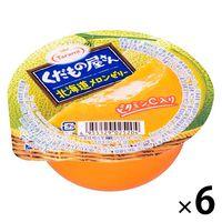 たらみ くだもの屋さん 北海道メロンゼリー 1セット(6個)
