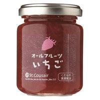 サンクゼール オールフルーツ いちご145g J-2069 1本