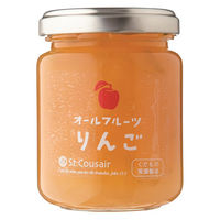 サンクゼール オールフルーツ りんご145g J-2071 1本