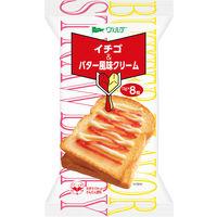 アヲハタ ヴェルデ イチゴ&バター風味クリーム 1袋