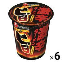 農心 旨激辛 カップラーメン 65g 1セット(6個)