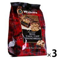 ウォーカー フローパックチョコチップ 1セット(3個)