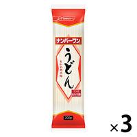 日清フーズ ナンバーワン うどん 1セット(3袋)