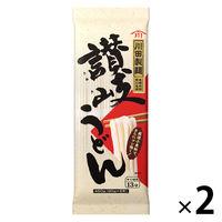 日清フーズ 川田製麺 讃岐うどん450g 1セット(2個)