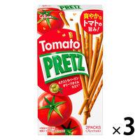 江崎グリコ プリッツ 熟トマト 1セット(3個)
