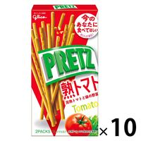 江崎グリコ プリッツ 熟トマト 1セット(10個)