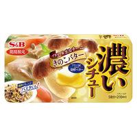 エスビー食品 【期間限定】濃いシチュー きのこバター 1個