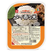 タイ香り米パックごはん(無菌米飯)180g 1個 木徳神糧 米加工品