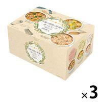 ひかり味噌 5種の穀物と野菜を食べるスープ30食 3袋