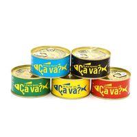 岩手缶詰 岩手県産 Ca va?(サヴァ)缶 5種アソート6缶入 鯖缶