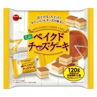 ブルボン ミニベイクドチーズケーキ 1袋(120g)