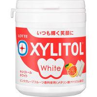 ロッテ キシリトールホワイト<ピンクグレープフルーツ>ファミリーボトル 1個 ガム お菓子