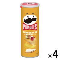 日本ケロッグ プリングルズ CHEEEEEESE M缶 4個 スナック菓子 ポテトチップス