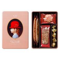 赤い帽子 エレガント 1箱 ギフト プレゼント 手土産 ホワイトデー