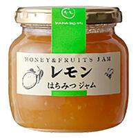 はなのみ 果実を蜂蜜で煮込んだはちみつジャム 愛媛・長野産レモンジャム 瓶 1本