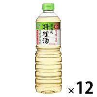 キッコーマン 清酒風料理酒 1L 12本