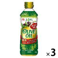 J-オイルミルズ 味の素オリーブオイル 600g 3本